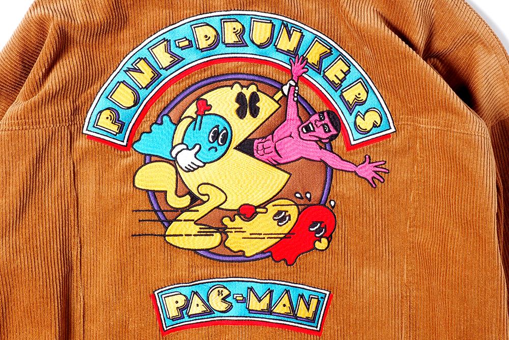 パンクドランカーズが「パックマン」とまさかのタッグ。中毒性MAXの異色コレクション!