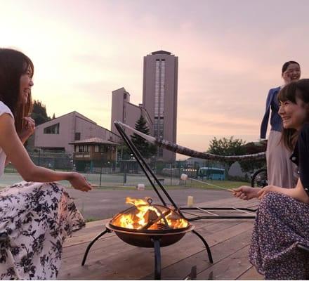 都内から車で2時間で越後湯沢の別世界へ!NASPAガーデンにキャンプサイトが2020年7月18日からオープン
