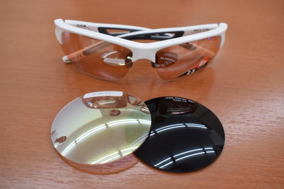 メガネ愛用者でもサングラスで走りたい!度付きランニング用サングラスオーダー体験