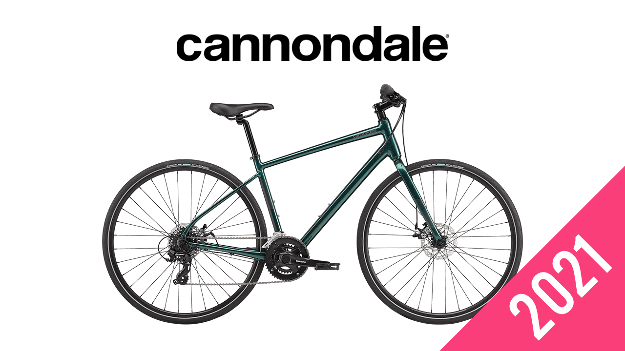 2021年最新!Cannondale(キャノンデール)クロスバイクおすすめ全13台
