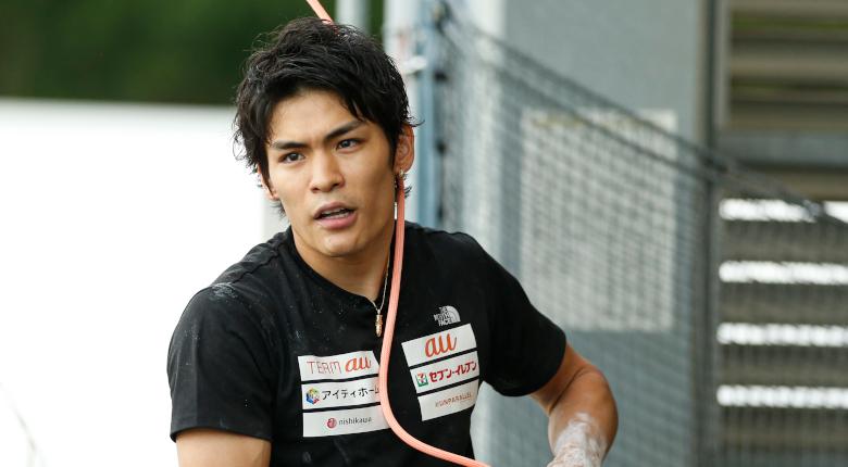 楢崎智亜「決勝で挽回したい」 リードジャパンカップ2020