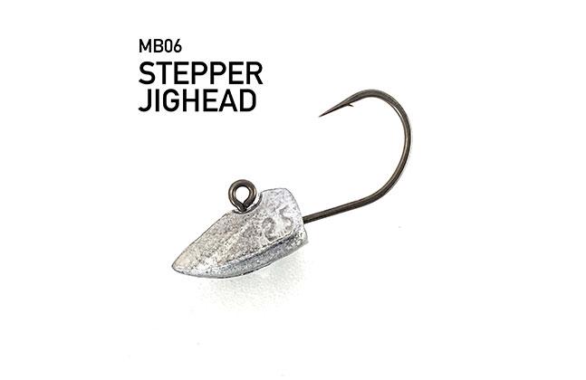 多魚種対応!魚を狂わせるダートJH「ステッパージグヘッド」をご紹介