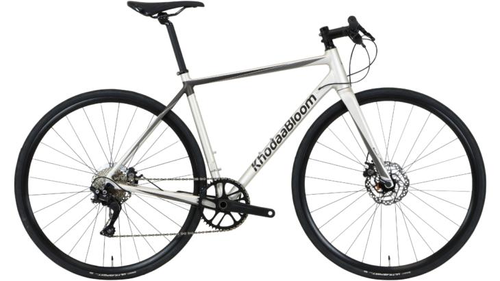 KhodaaBloomのフラットバーロードバイク「STRAUSS DISC FLAT10」はメッセンジャーから着想を得たモデル