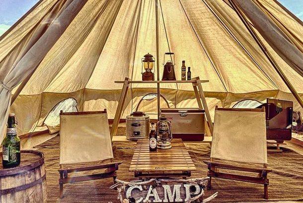 木のぬくもり溢れる個性派キャンプに挑戦! 「モロックヴィレッジ」の商品で進化系キャンプの魅力を広めるアンバサダーを募集