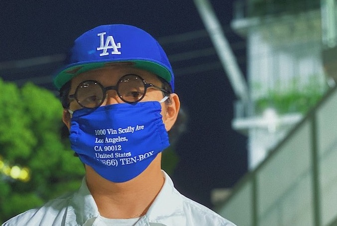 COOLMAX®採用マスクとNEW ERAコラボキャップ。テンボックスが放つ、HOTなコレクション。