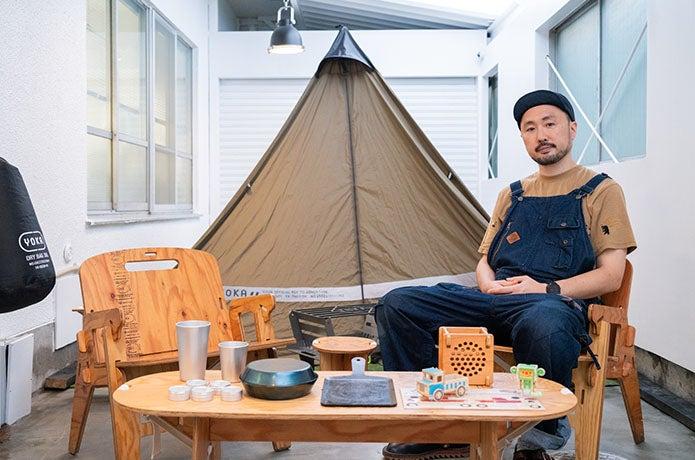 組み立て式木製家具の先駆者「YOKA(ヨカ)」って何者?【人気ガレージブランドの裏話vol.4】