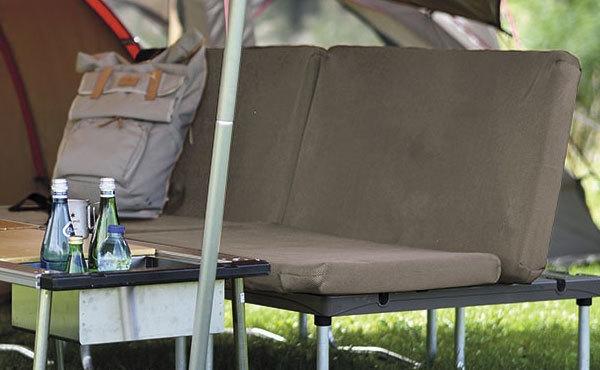 キャンプをオシャレで快適にするアウトドアソファの選び方とおすすめ8選