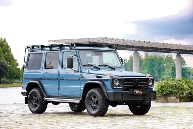 希少なG350dプロフェッショナルの販売台数は日本一!