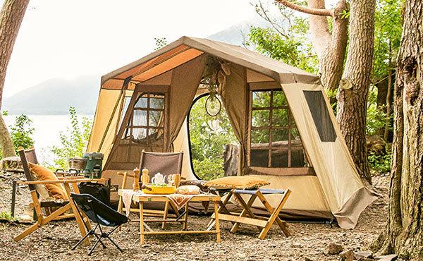 ロッジ型テントで快適くつろぎキャンプ!最新おすすめ11選