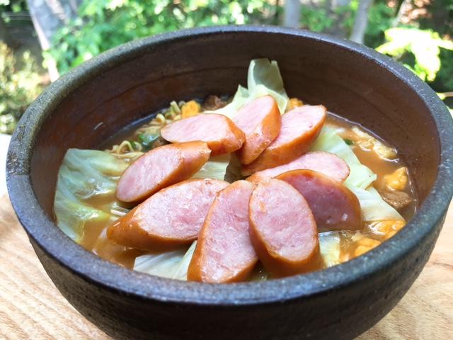 カップヌードルのおすすめアレンジレシピ!アウトドア料理におすすめな簡単クッキング