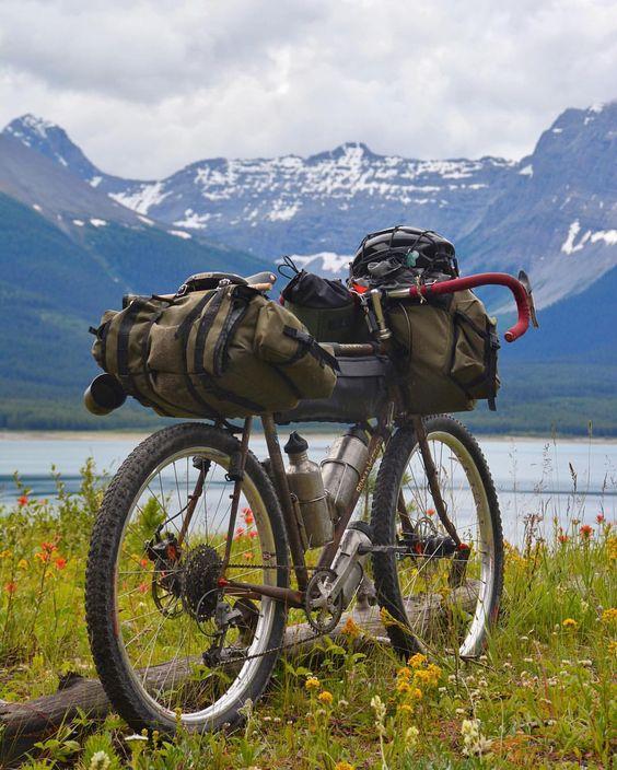 自転車キャンプを始めよう!自転車ライフの+αアイテム3選を徹底紹介!