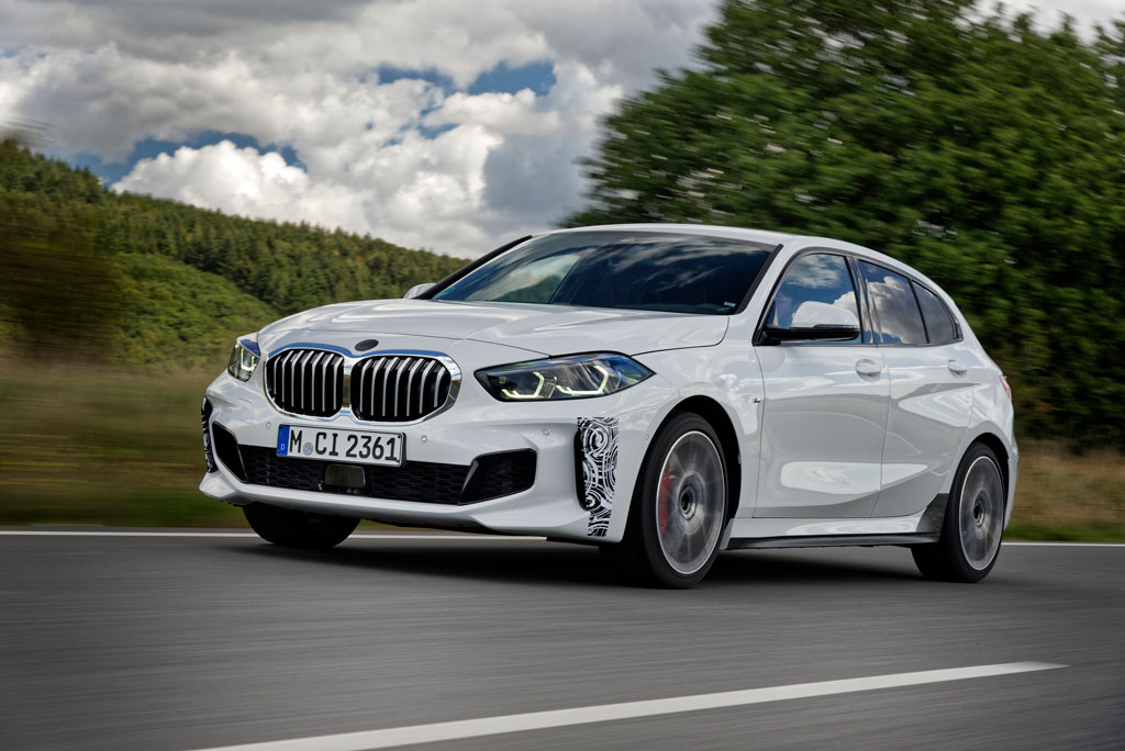 「BMW1シリーズ」にFFホットハッチ仕様が追加! 「128ti」の最終テスト模様が公開