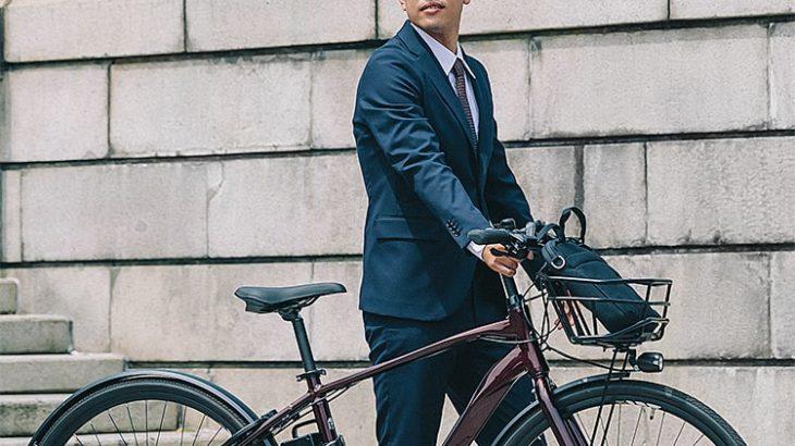 通勤仕様のスポーツタイプ電動アシスト自転車「オフィスプレスe」新登場!