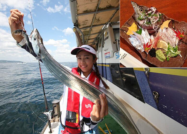 食欲の秋がやってきた! 釣り上げた魚を美味しくいただくために 【第2回 手返し勝負!入れ食いタチウオ編】