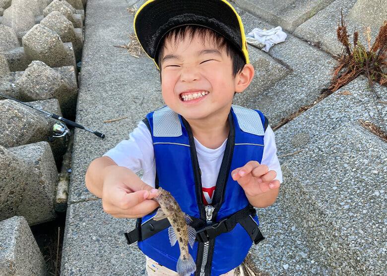 魚を釣って食べたいっ! 子どもたちの願いを叶えるハゼ釣りへGO