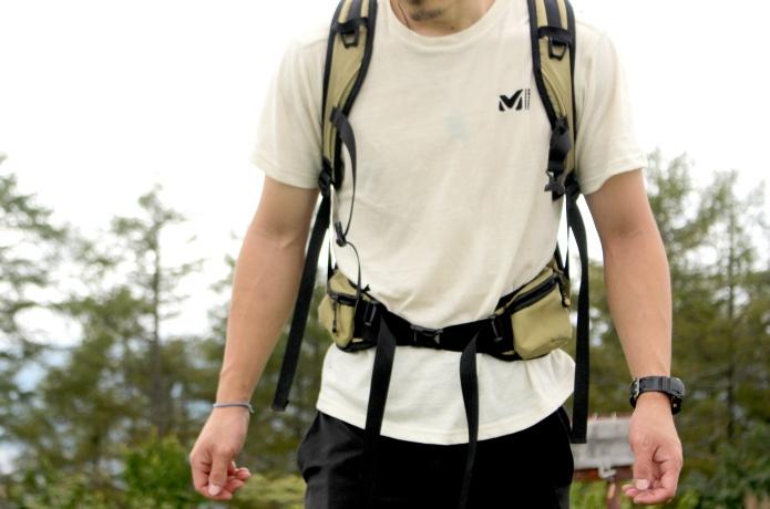 コットンが山で着れる?!綿素材ASA(アーサ)を使ったミレーの機能性Tシャツが快適すぎる