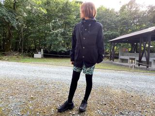 【公認ワークマン女子サリー開発商品】秋冬キャンプにぴったりの「コットンキャンパープラス」が新発売!