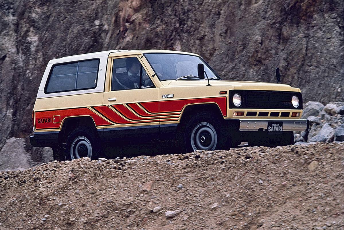 ブームの前から「胸熱」車多数! 日産の過去のSUV6台がタダモノじゃなかった
