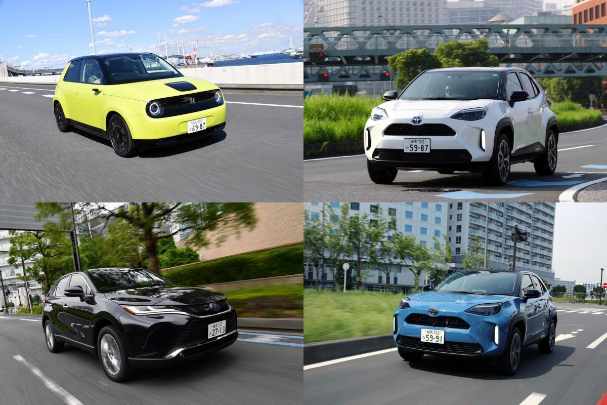 まるで別のクルマ! グレードの違いで「キャラ」がまったく変わる「選択注意」な最新車3台