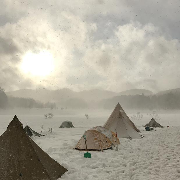 キャンプで何をするんですか?