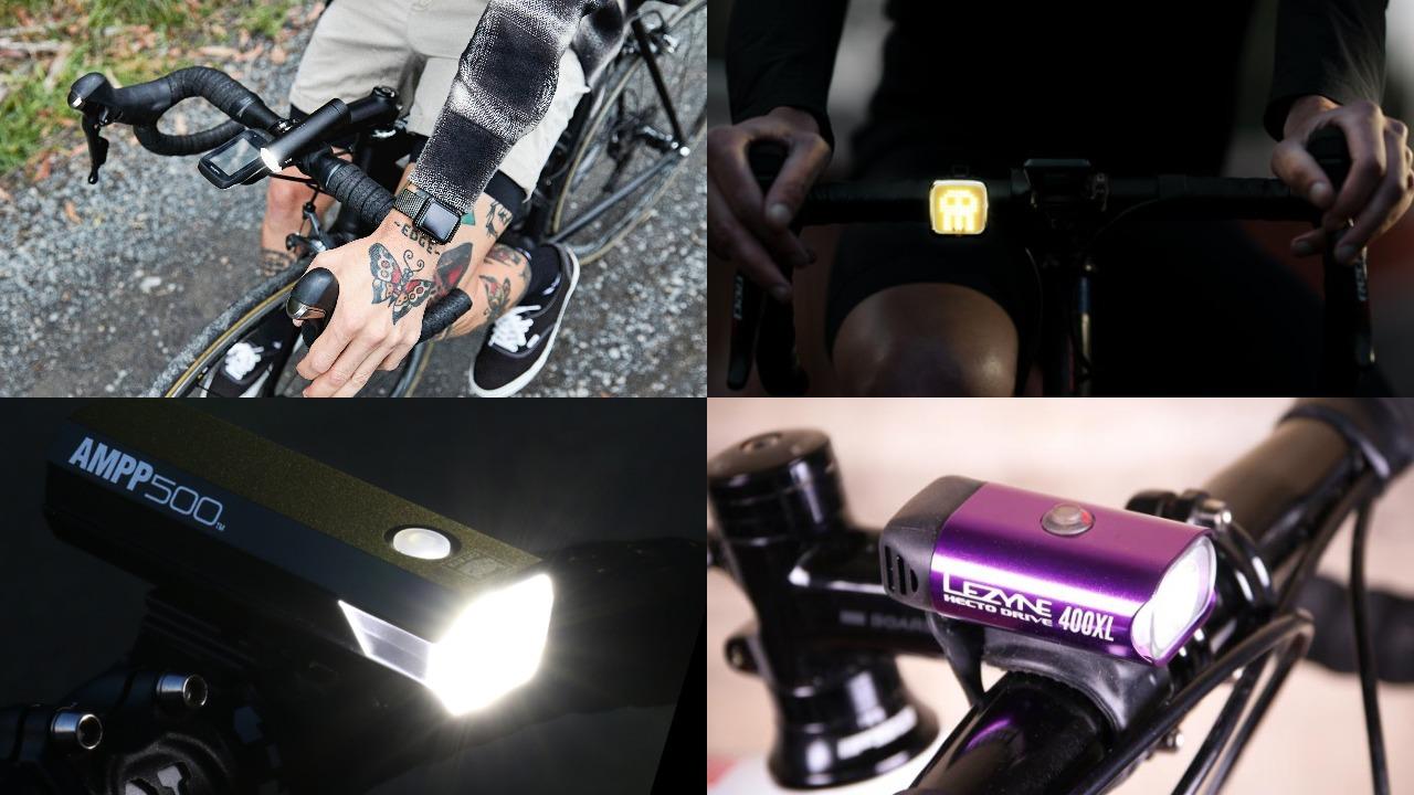 明るい自転車ライトおすすめ15比較最新【ロードバイクライト】
