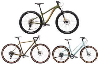 【注目リリース】カナダ発! KONA BICYCLES(コナ バイシクルズ)の自転車ならば、キャンプの遊び方も広がる!