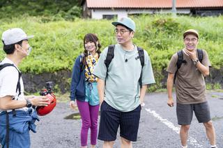 【番組ロケ密着】「おぎやはぎのハピキャン」天津木村さんのおもてなしキャンプ中編 河口湖周辺の天上山でお手軽ハイキングをしよう