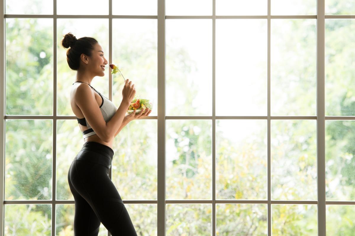 痩せたいランナー必見!外食を味方につけてダイエットを加速させる方法