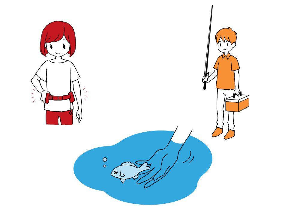 【楽しく安全に?】釣りをするときに知っておきたいマナー②