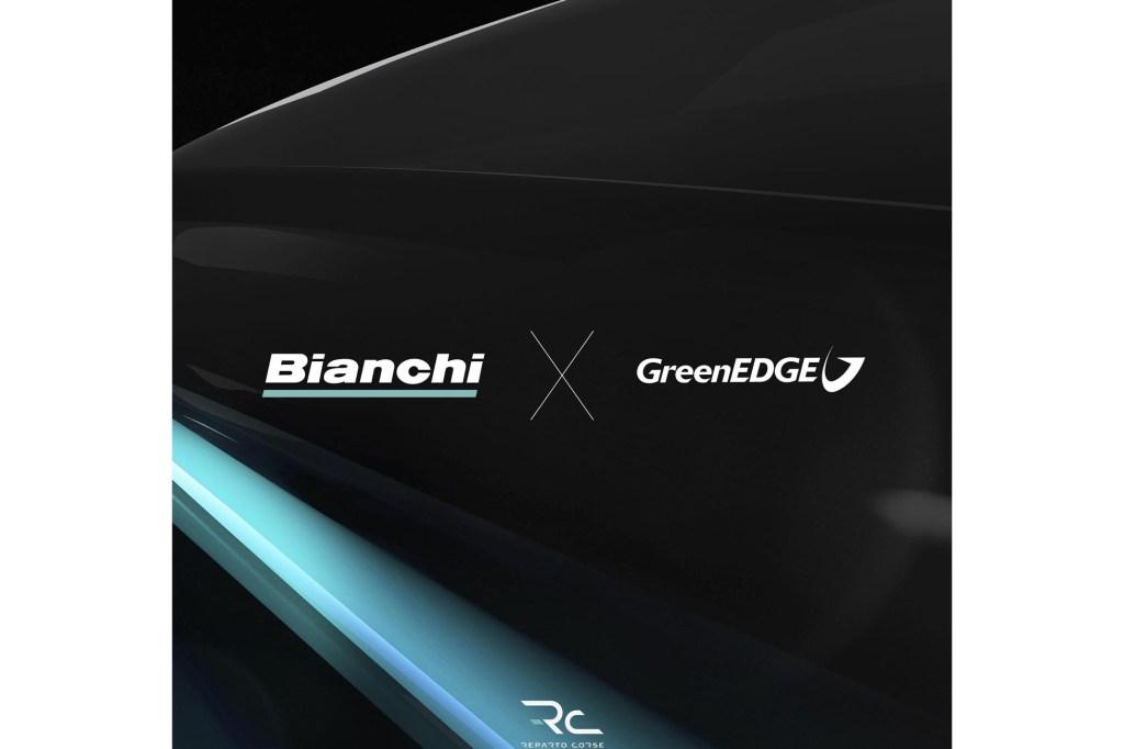 2021年シーズンからビアンキ(Bianchi)がUCIワールドツアーチーム「ミッチェルトン・スコット」のバイクスポンサーに