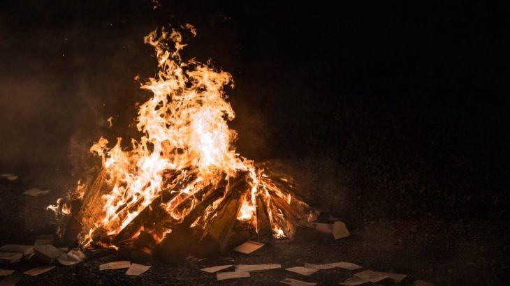 【今さら聞けない?】焚き火台の片付け方法を消火段階からお伝えします