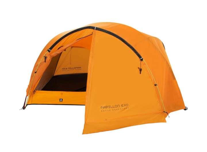 4シーズン使えるシングルウオールが重さ1.85kg! 設営簡単な本格テント
