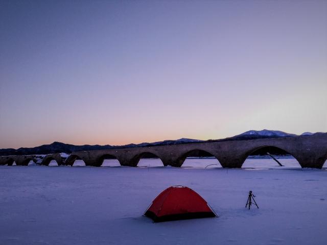 冬のキャンプ場選びで失敗しないための6つのポイント