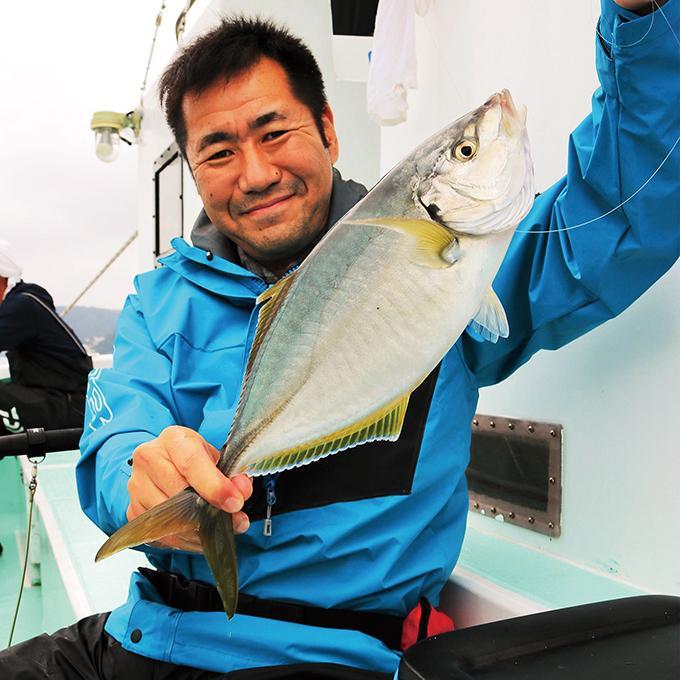 東伊豆でシマアジ連発中!伊東沖で楽しめる高級魚五目!