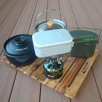 キャンプ飯をもっと簡単に楽しもう おすすめのクッカー、飯盒をご紹介
