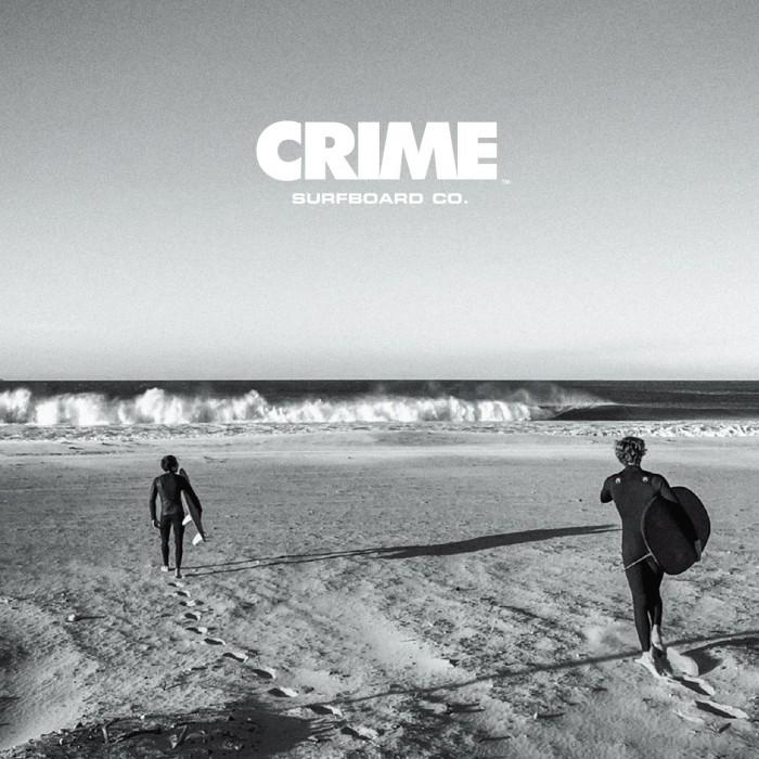 【超話題の入手困難ソフトボード】爆発的人気を誇るCRIME surfboardsの2021年モデル予約受付中!