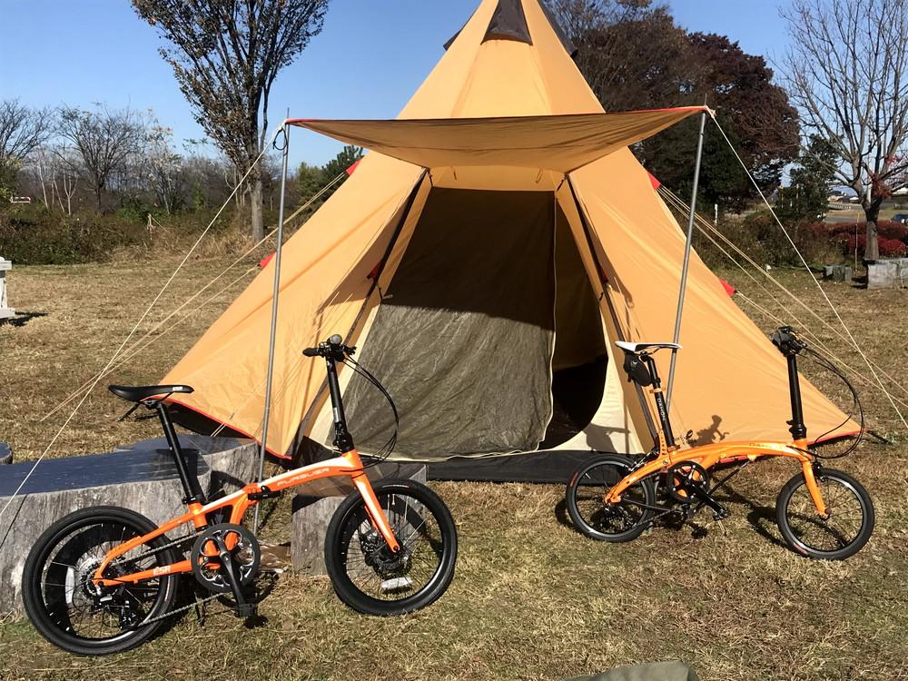 「キャンプと自転車」は相性が良いレクリエーションだと実践してみて感じた話