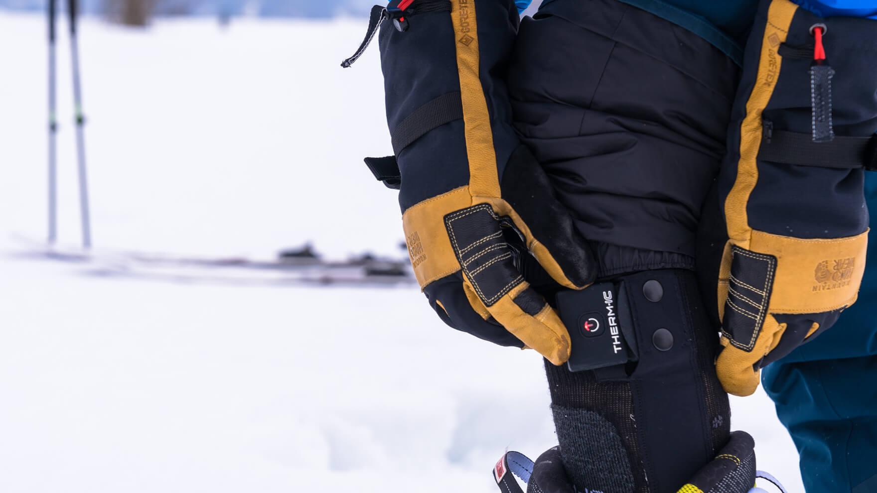 【レビュー】禁断のバッテリー型ヒーティングソックスで凍えた足先は救われるのか?