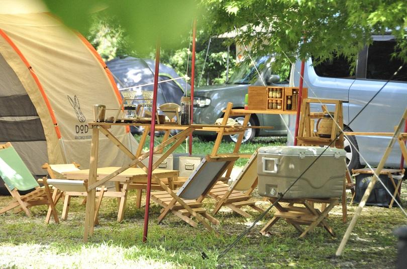 DIYの腕前はプロ級!自作のキャンプギアでファミリーキャンプを楽しむshunさん編【教えて!みんなのソトレシピ#8】