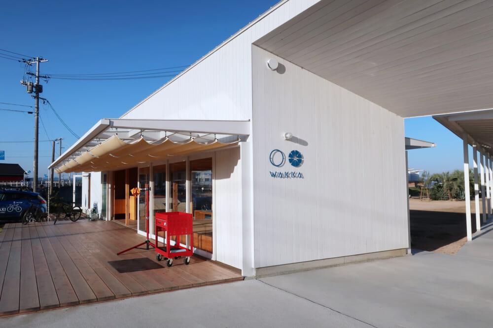 【しまなみ海道WAKKA】ホテルもカフェもアクティビティも!大三島のサイクリング総合施設