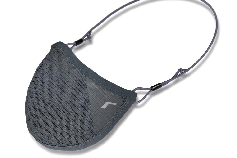 2重構造メッシュが斬新! パーゴワークスの人気ランニングマスクが再販決定!!
