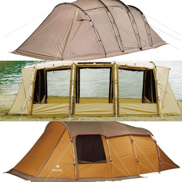またファミキャン用のテントを徒然なるままに考えてみた
