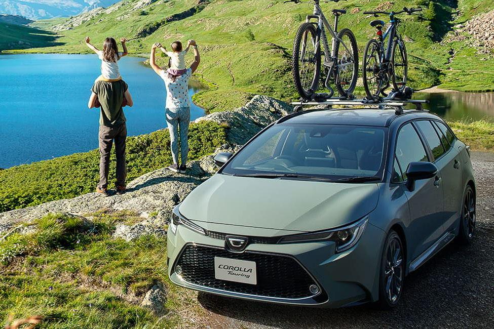 トヨタ・カローラ ツーリングに、アウトドアライクな特別仕様車「ACTIVE RIDE」が500台限定で登場。