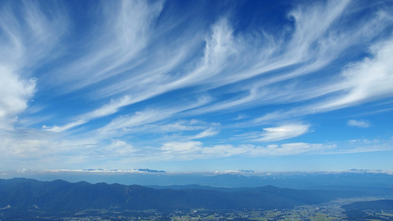山岳気象予報士に学ぶ!雲から読み解く山の天気