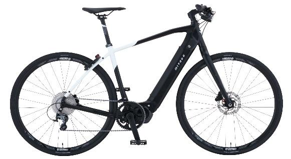 ミヤタからクロスバイクタイプのE-Bike「CRUISE i 6180」登場 インチューブバッテリーを搭載しスマートなスタイルを実現