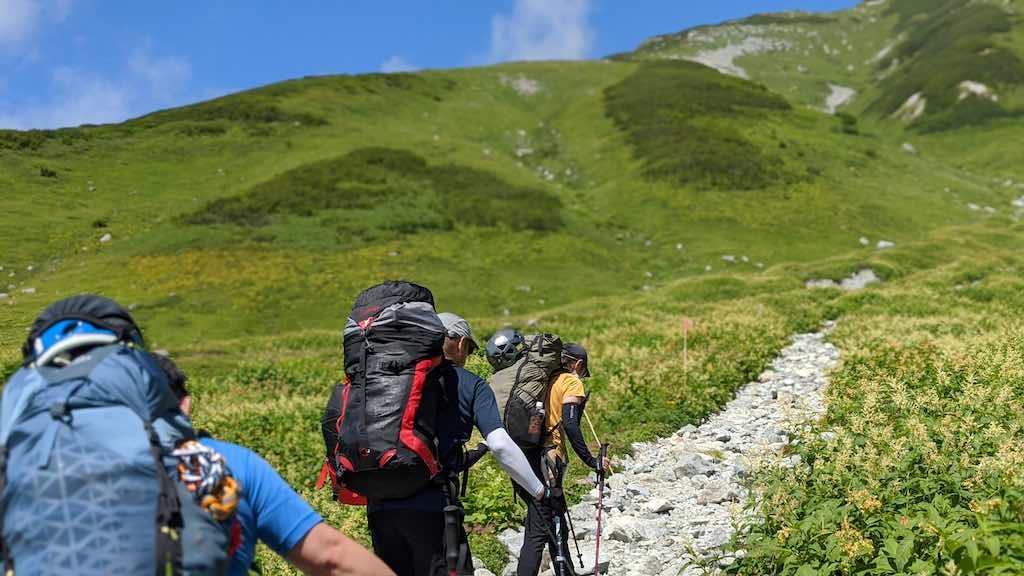 登りの苦しさについて講習等で改善できるでしょうか – 山の相談小屋
