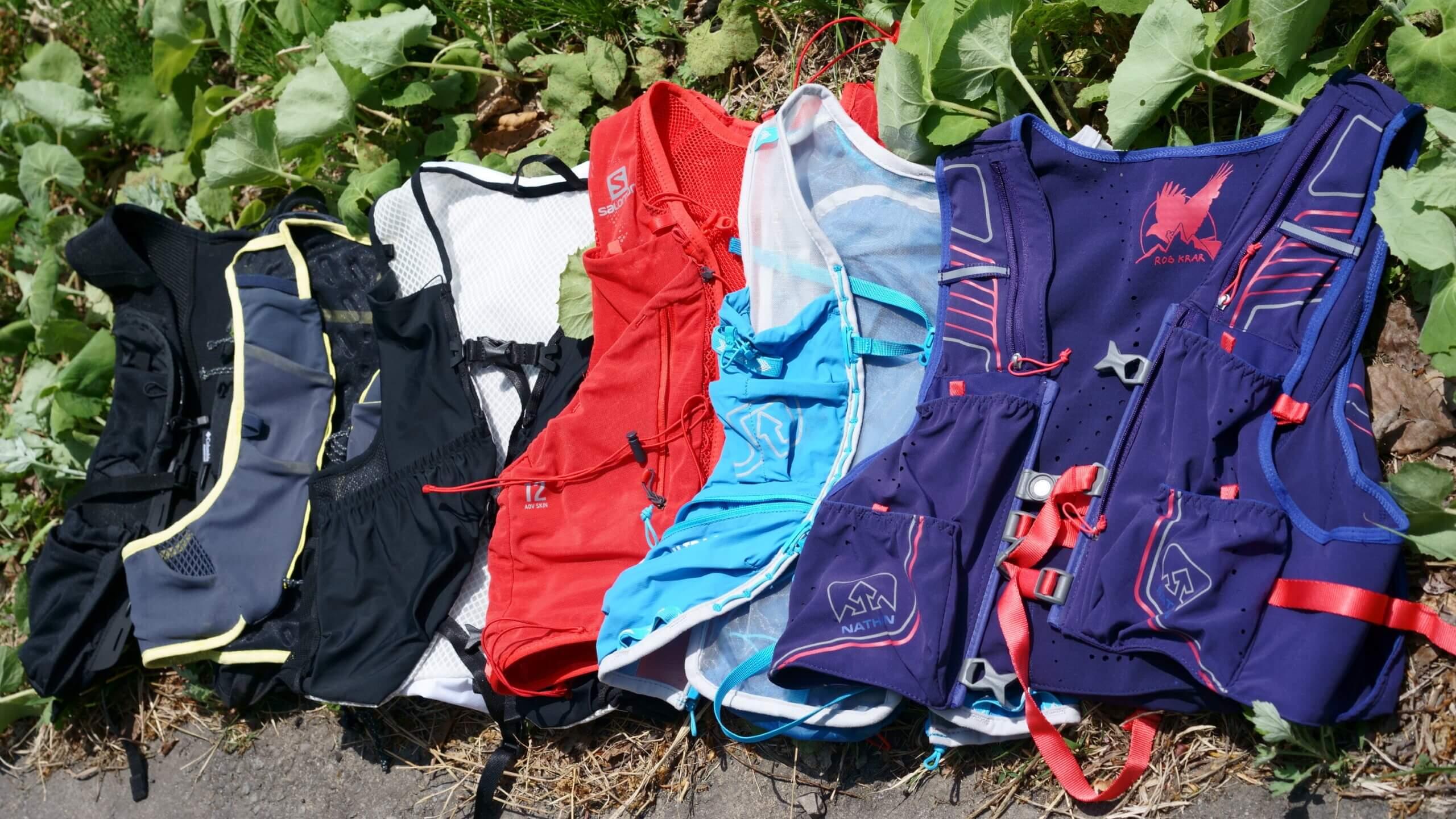 【忖度なしの自腹比較レビュー】通勤ラン・日帰りランから本格レースまで。一番快適で使いやすいトレイルランニング バックパックはどれだ?