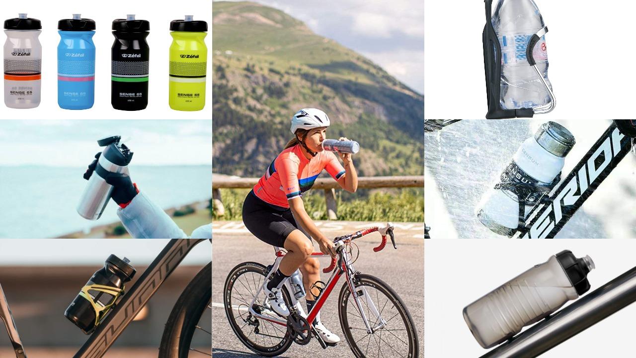 ロードバイクにおすすめなサイクルボトル13選|保冷ボトルや選び方を徹底解説