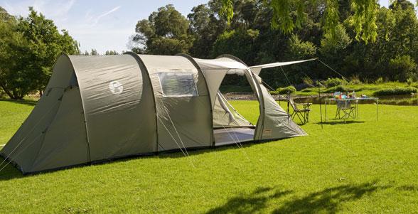 初心者必見!初のキャンプを快適に過ごせる機能的なテント4選!