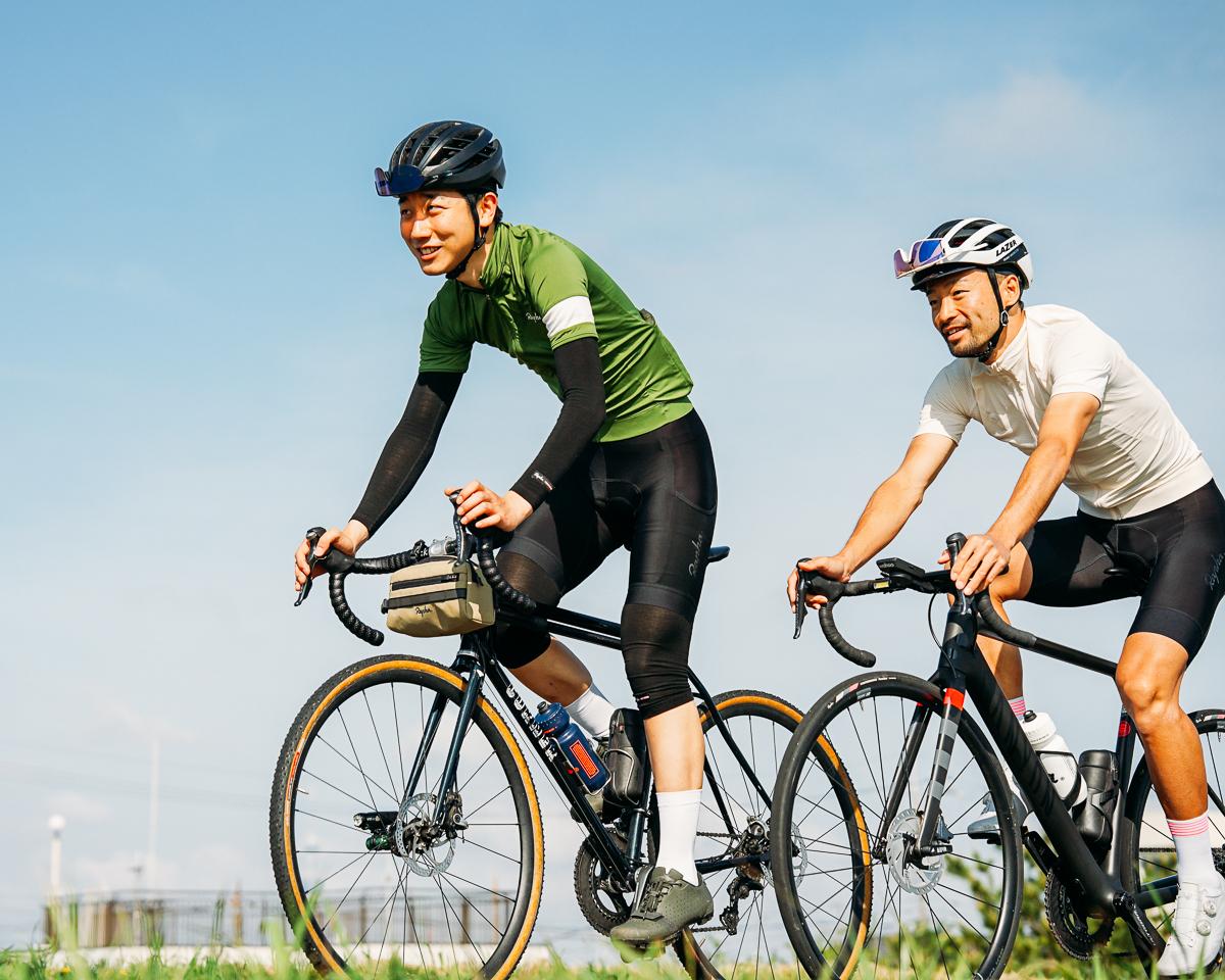 """初めてのサイクリングウェアの選び方 """"自転車に乗る時の正しい服装""""を教えます!"""